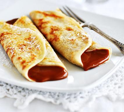 Pancakes sin huevo