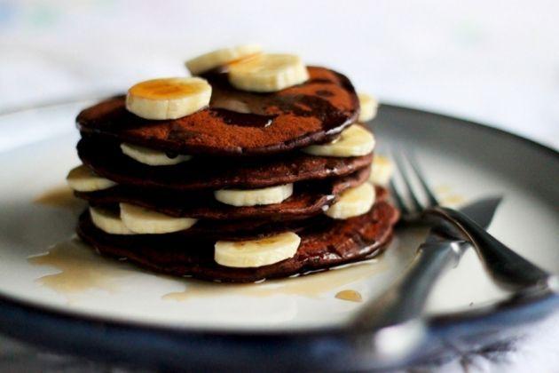 Panqueques de Chocolate
