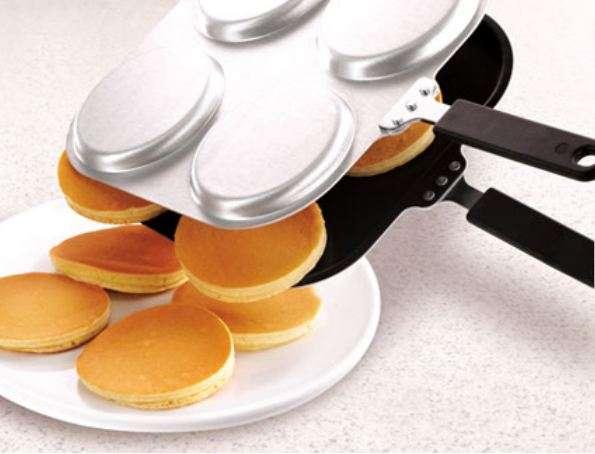 Mejores Máquinas Y Utensilios Para Preparar Hotcakes