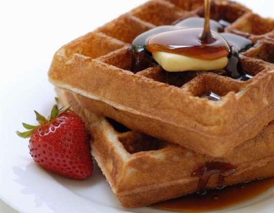 waffle cuadriculado