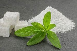 Estevia y el Azúcar