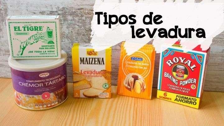 Tipos de Levadura: cuantos existen y sus usos en repostería