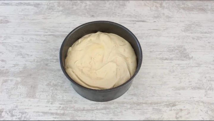 Preparación de Bizcochuelo Esponjoso de Naranja Paso 10