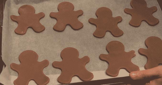 Receta galletas de jengibre navideñas paso 6